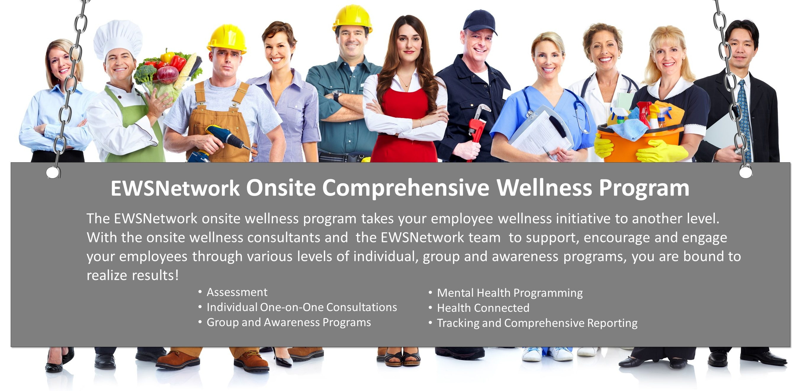 EWS Network - Employee Wellness