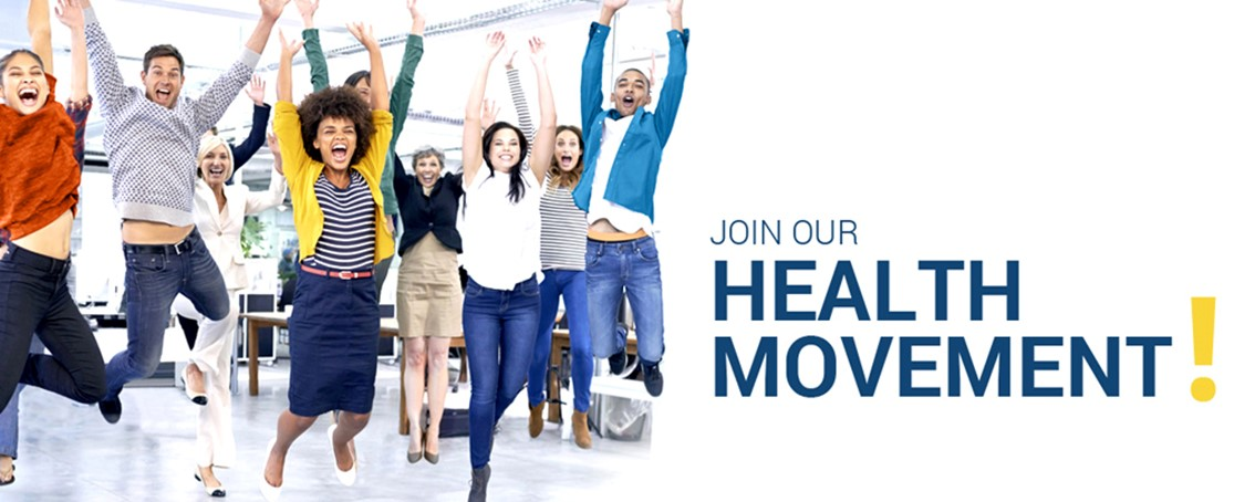 EWS Network - Join Our Health Movement!
